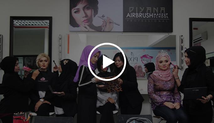 Kursus Kecantikan Akademi Diyana